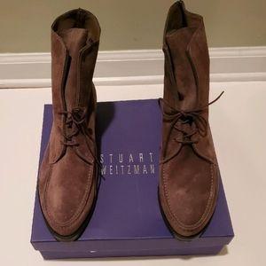Stuart Weitzman Stepout Soft Suede Boot